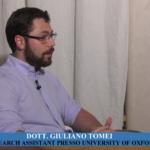 Intervista al dott.Giuliano Tomei